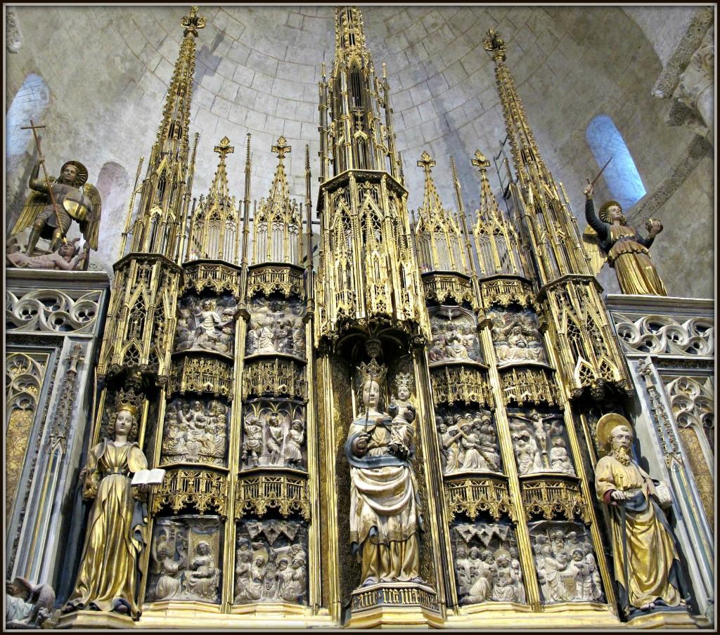 Retaule major de la Catedral de Tarragona / ©GemmaCasalé