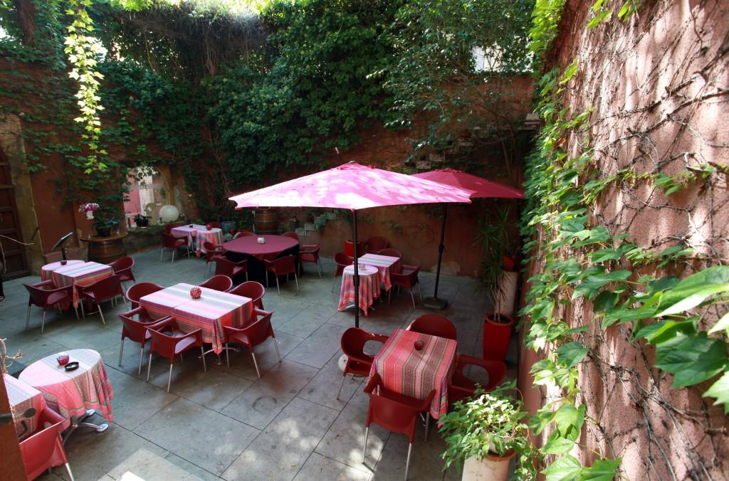 Restaurant Barhaus / ©PTS-Vilaniu Comunicació
