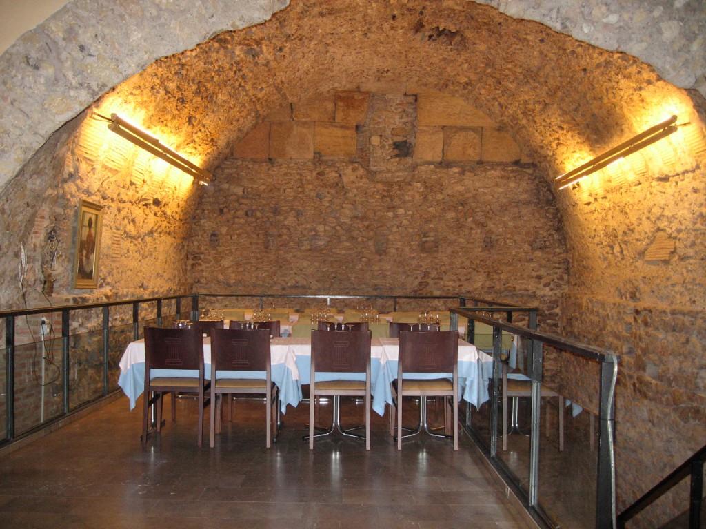 © Restaurant Les Voltes