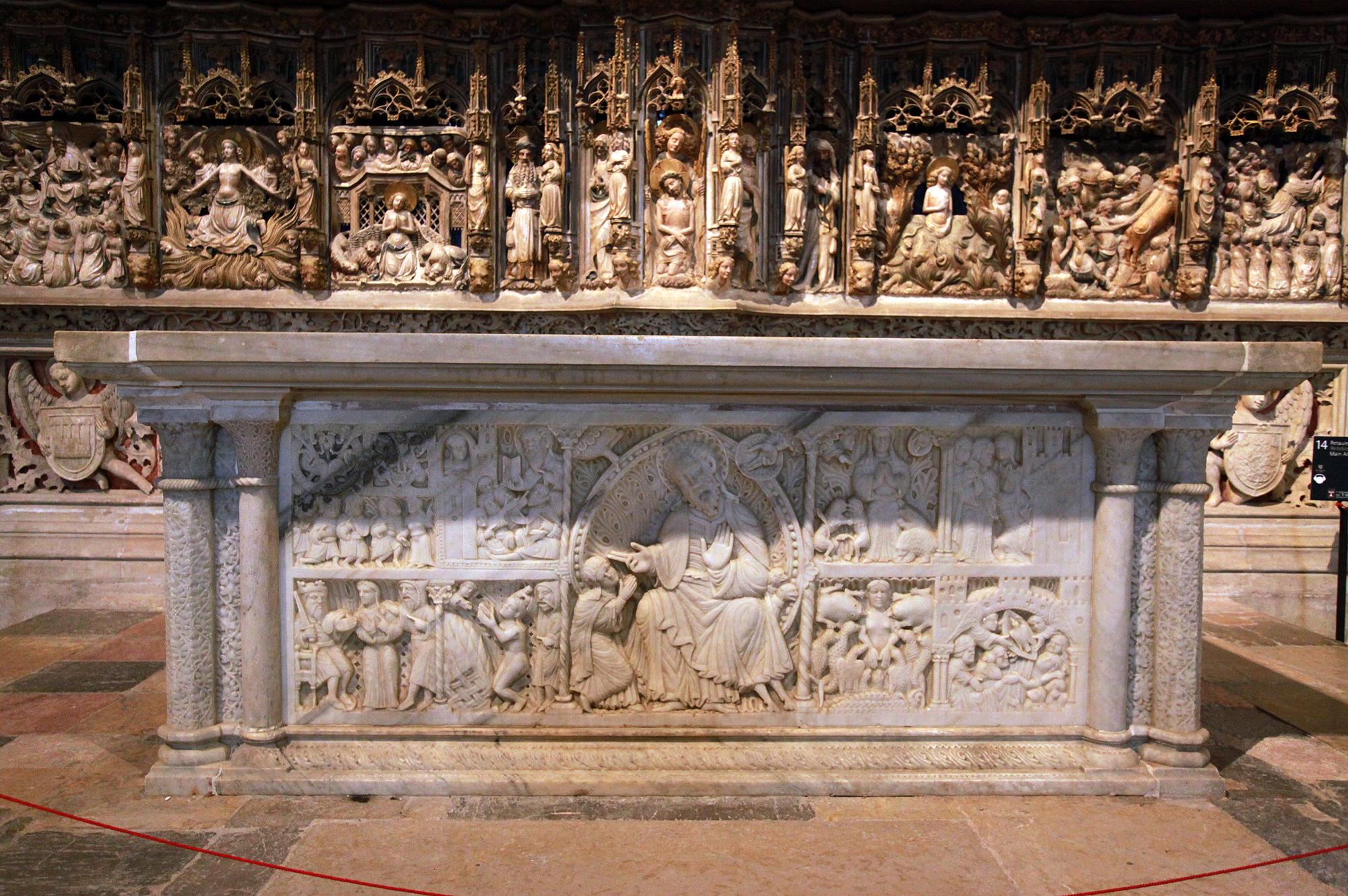 Altar Major / ©Pere Toda-Vilaniu Comunicació