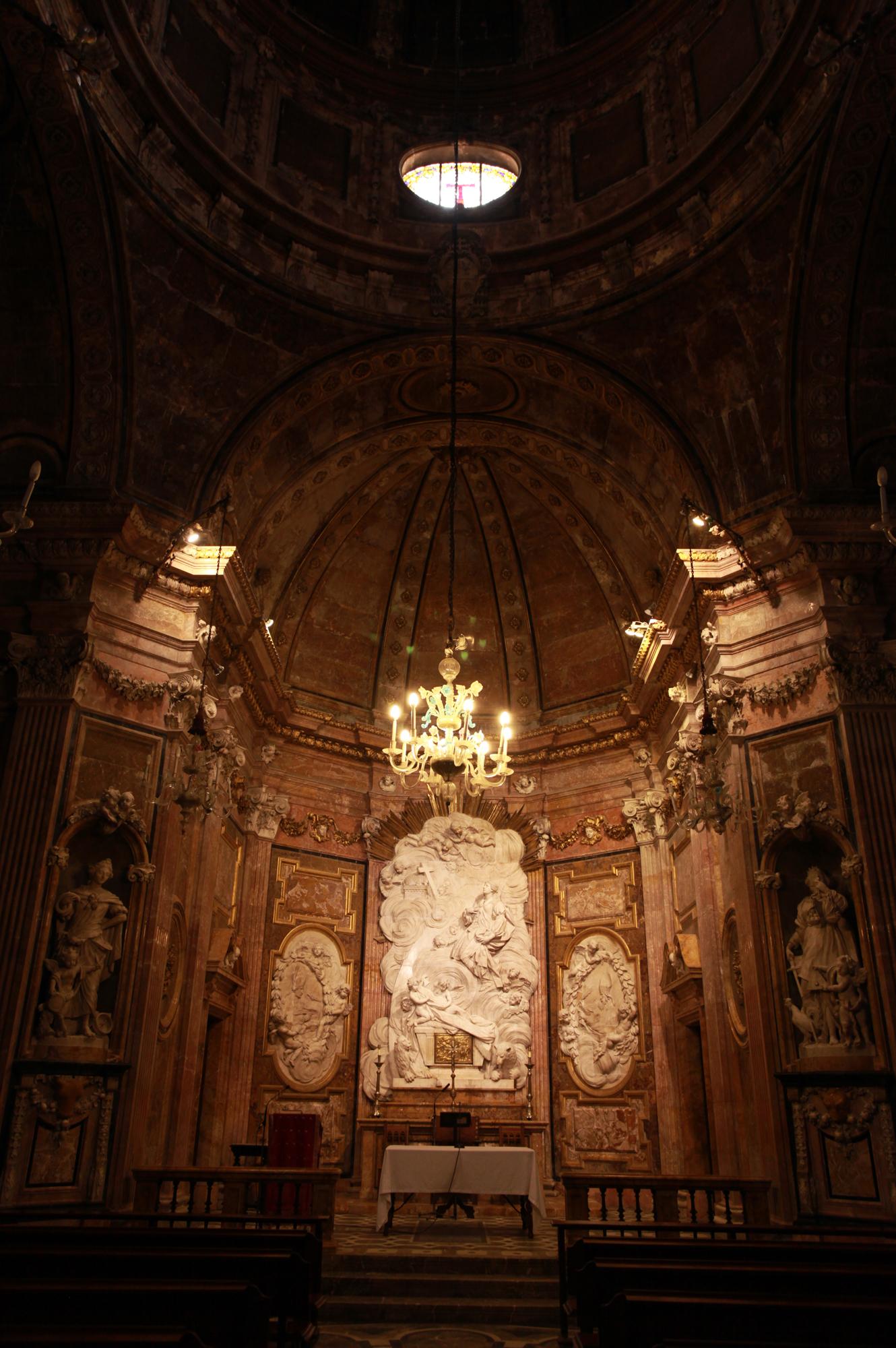 Capella de Santa Tecla / ©Pere Toda-Vilaniu Comunicació