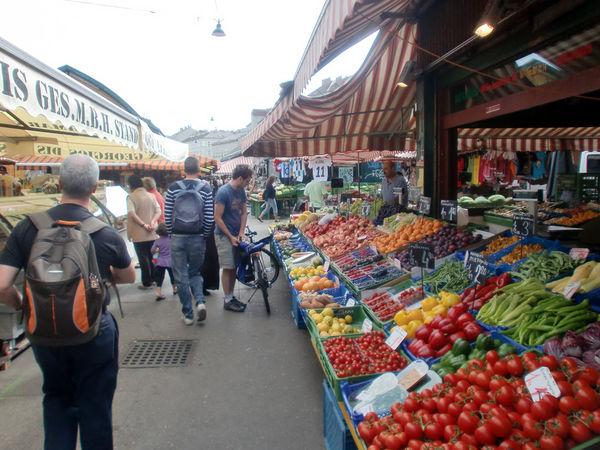 Naschmarkt (Viena) / ©viajerosblog.com