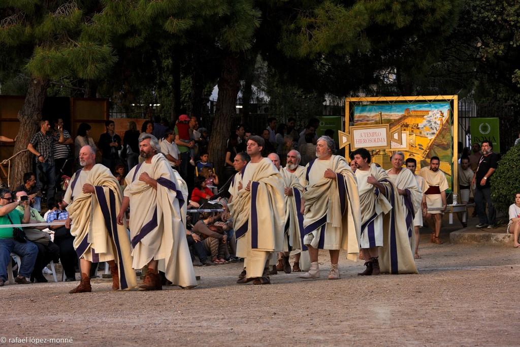 El triomf militar a Roma. / ©Rafael López Monné