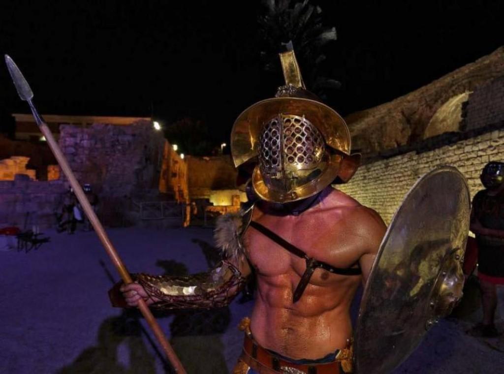 Gladiadors disposats a donar-ho tot... / ©Rafael López-Monné