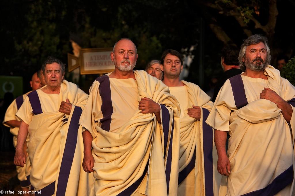 Pompa Triumphalis, 'El triomf militar a Roma'. / ©Rafael López-Monné