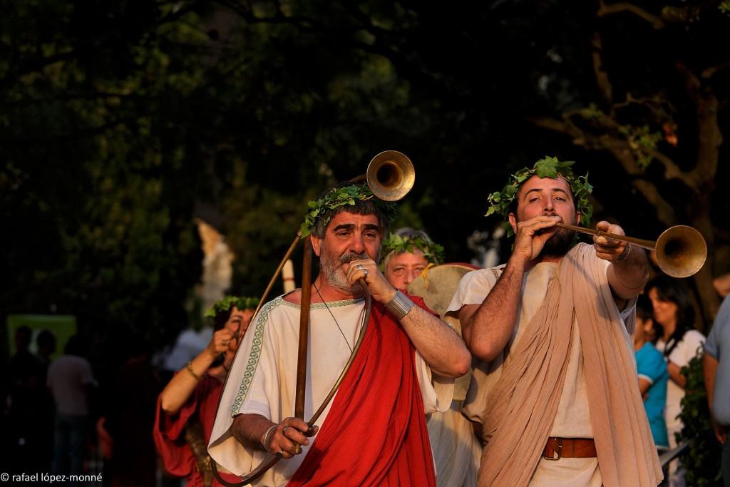 Pompa Triumphalis, 'El triomf militar a Roma'. / ©Rafael López-MonnéTàrraco Viva, el festival romà de Tarragona. XIVa edició. Tarragona, Tarragonès, Tarragona
