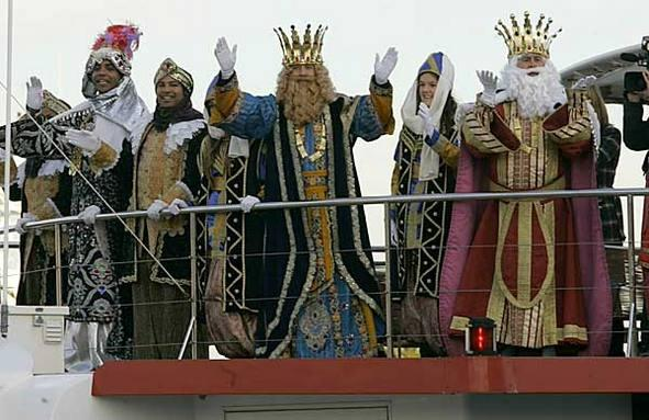 Cavalcada de Reis de Tarragona