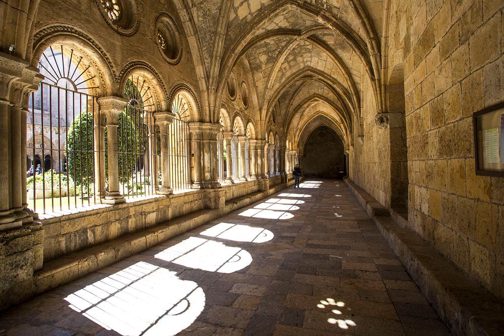 galería claustro catedral tarragona