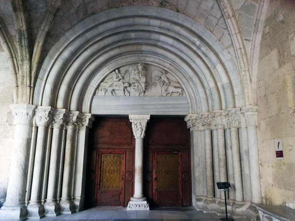 porta claustre catedral tarragona