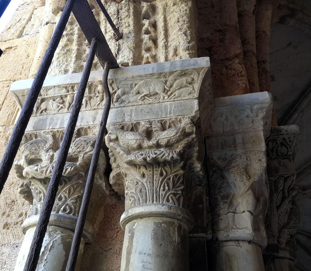 capitell rates claustre catedral tarragona