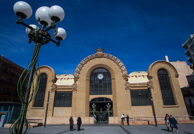 mercat central tarragona
