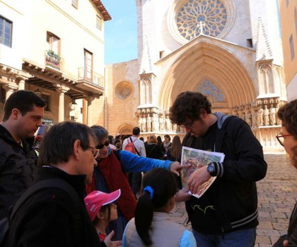 Oferta cultural guies Tarragona