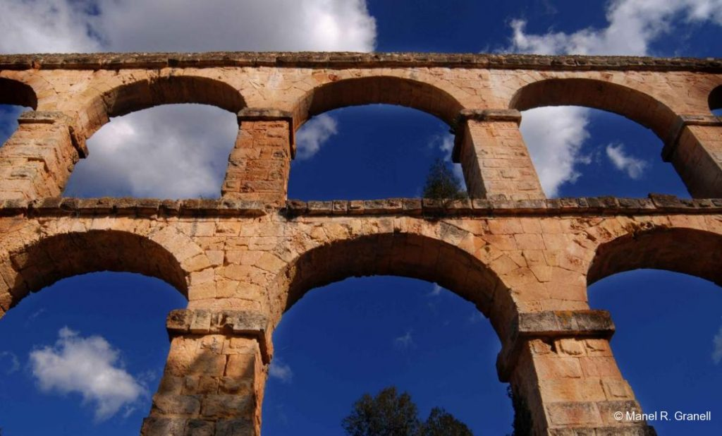 Acueducto romano de Tarragona