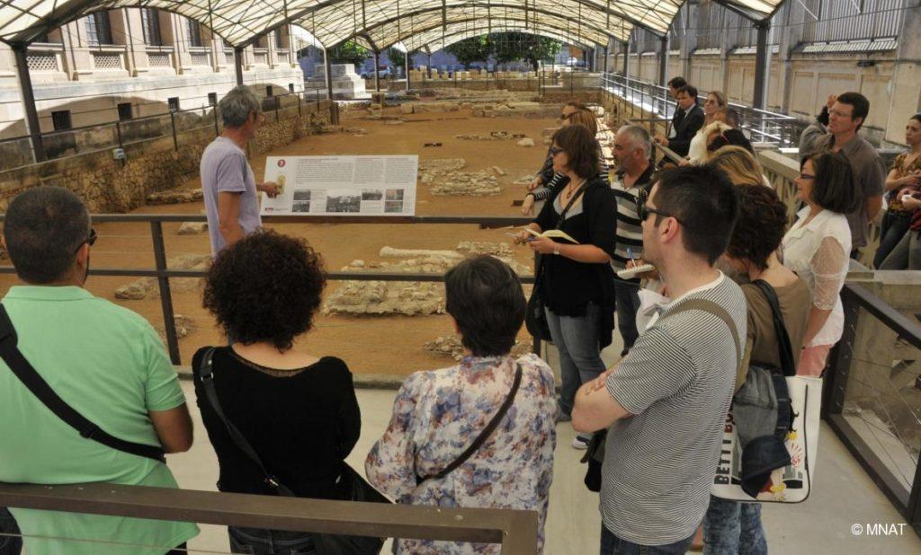 Necrópolis paleocristiana de Tarragona